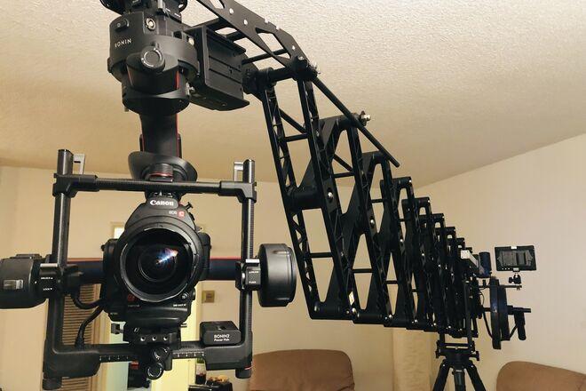 X JIB crane