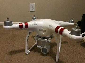 Rent: DJI Phantom 3 Standard drone