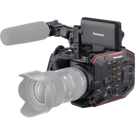 Panasonic AU-EVA1 Camera Package (EF Mount)