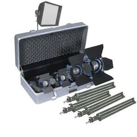 ARRI Softbank 4 Light Tungsten Kit
