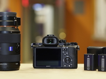 Sony A7RII Kit 24-70mm