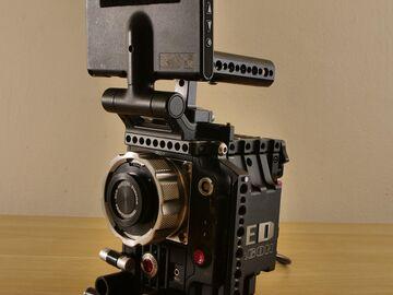 Rent: RED Epic Dragon Camera 6k Kit w/ Extras EF & PL