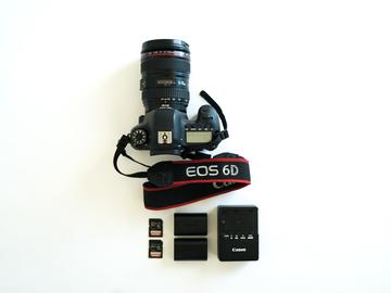 Rent: Canon 6D w/ 24-105mm Lens