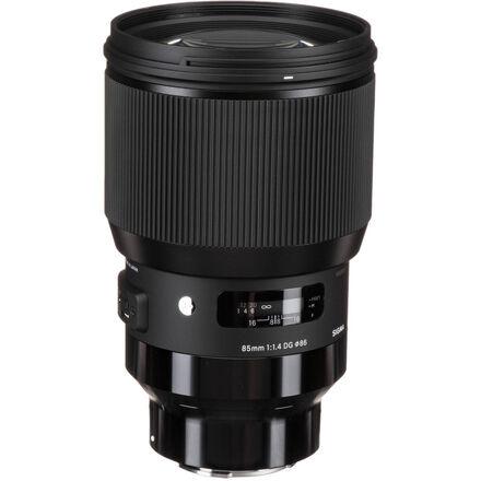 Sigma 85mm f/1.4 DG HSM Art Sony E mount