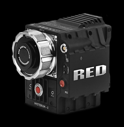 RED Epic-MX (5K) Package W/24-70mm Zoom Lens- Gold mount