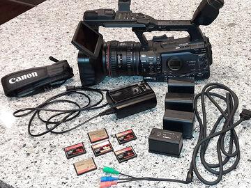 Rent: Canon XF300