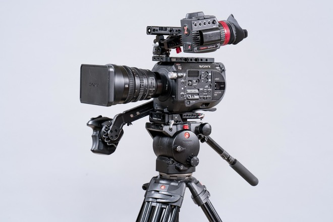 Run-n-Gun Sony FS7 Camera Package (Basic)