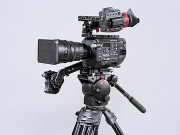 Run-n-Gun Sony FS7 Camera Package (Basic)