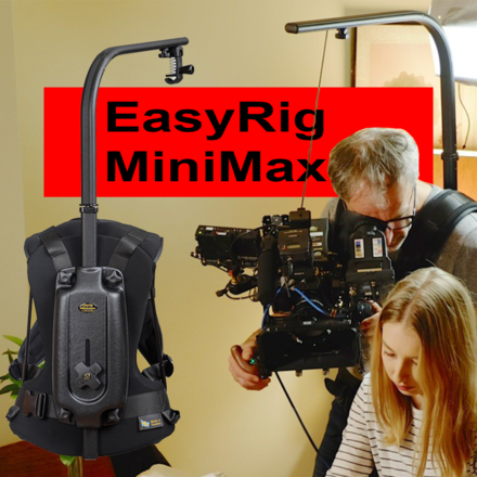 EasyRig Minimax (4.4 - 15.4lbs)
