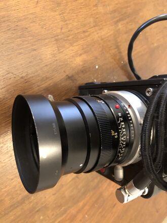 RED Scarlet W Dragon 5K + Leica 50mm f1.4 & Leica 21mm