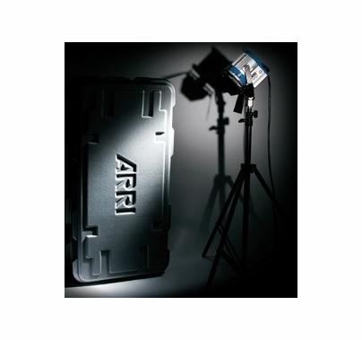 Arri light kit 300/650 Frensel