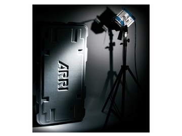 Rent: Arri light kit 300/650 Frensel