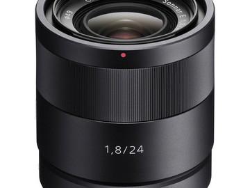 Rent: Sony 24mm f1.8 E Zeiss Lens (good for a6300, a6500, a7rii)