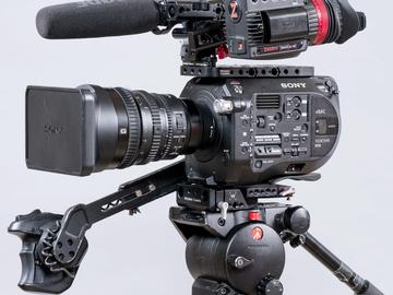 Run-n-Gun Sony FS7 Camera Package (Advanced)