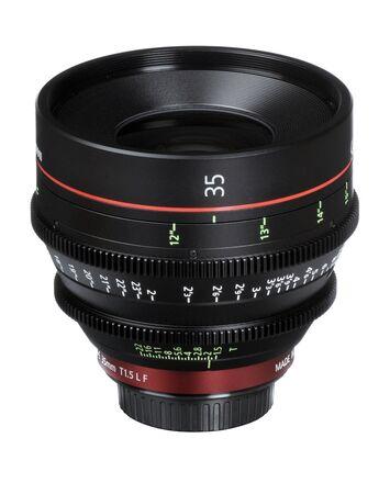 Canon CN-E 35mm T1.5 L F Cinema Prime