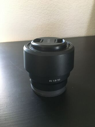 Sony a7 III Camera body and Lenses