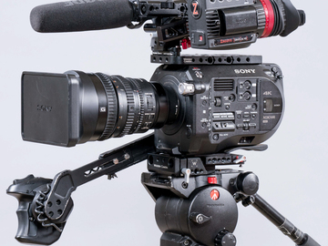 Sony FS7 Documentary Production Package