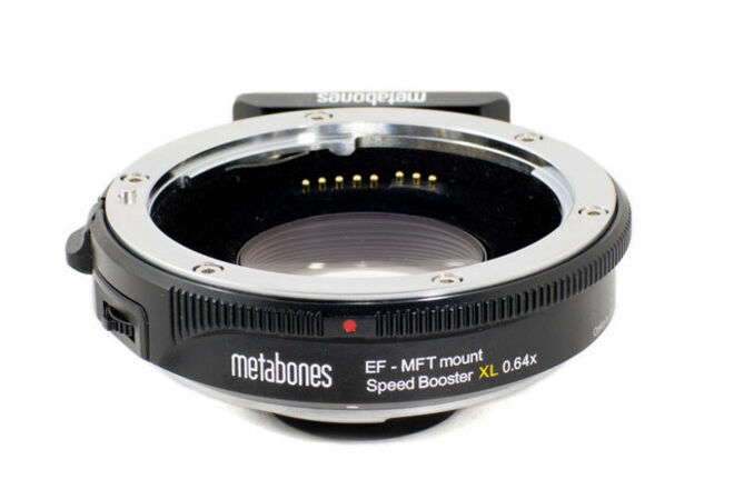 Metabones EF to MFT Speed Booster