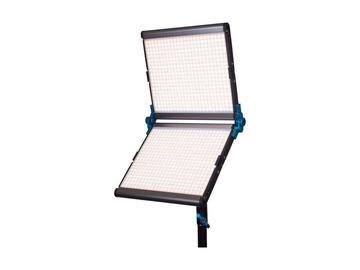 Rent: Dracast Silver Series LED1000 Foldable Bi-Color LED Light wi