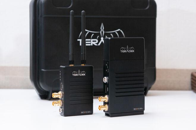 Teradek Bolt 500 XT 3G-SDI/HDMI Video Transceiver Set