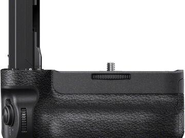Rent: Sony a7iii Battery Grip