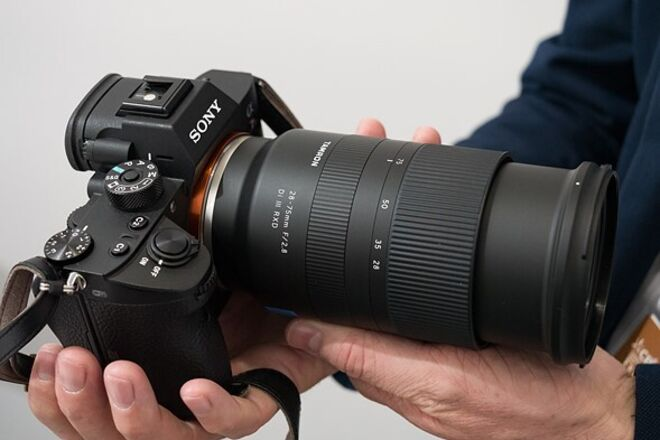 Sony a7 III FULL Package (Tamron 28-75mm 2.8 + Ronin S)