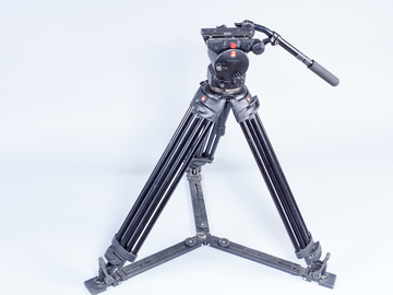 Rent: Manfrotto 526/545 Tripod System