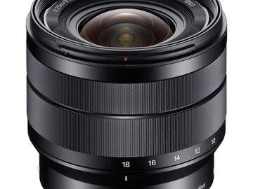 Rent: Sony 10-18mm 4.0 Lens
