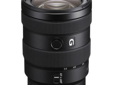 Rent: Sony 16-55mm 2.8 Lens