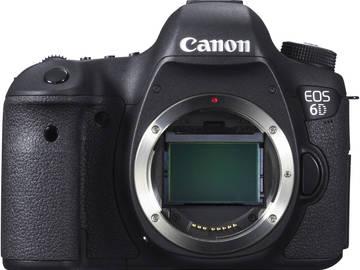 Rent: Canon 6D (Body)