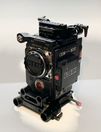 RED GEMINI DSMC2 5K with PL or EF mount KIT with 2 lenses