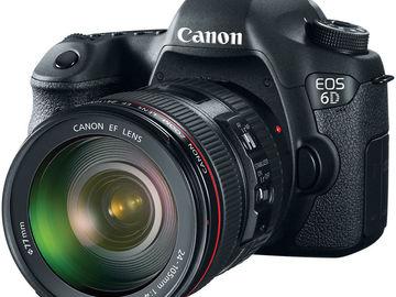 Rent: Canon 6D w/24-105 f/4L