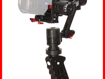 Rent: Came Single Came TV Single 3-axis Gimbal (a7sii, gh4, a6000)