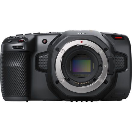 Blackmagic Design Pocket Cinema Camera 6K Body - EF Mount