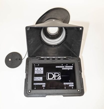 SmallHD DP4 with EVF kit