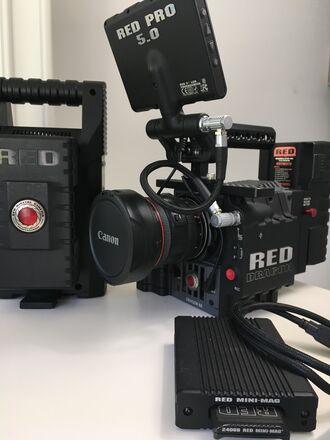 RED Scarlet-X Dragon 5K Light Package