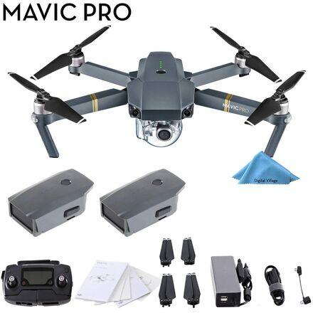DJI Mavic Pro Quadcopter