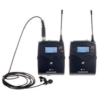 Sennheiser ew 112-p ENG G4 Wireless Kit
