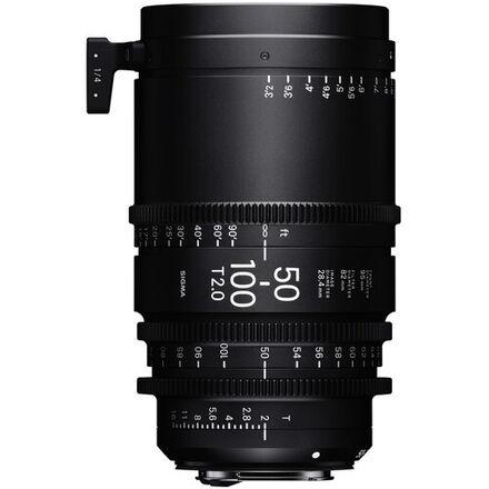 Sigma Cine 50-100mm T2 EF mount