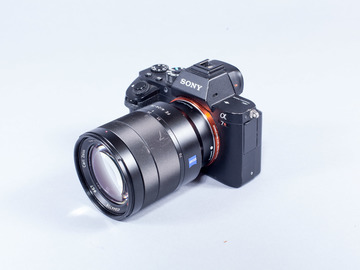 Rent: Sony A7R II + Prime and Zoom Lens Kit