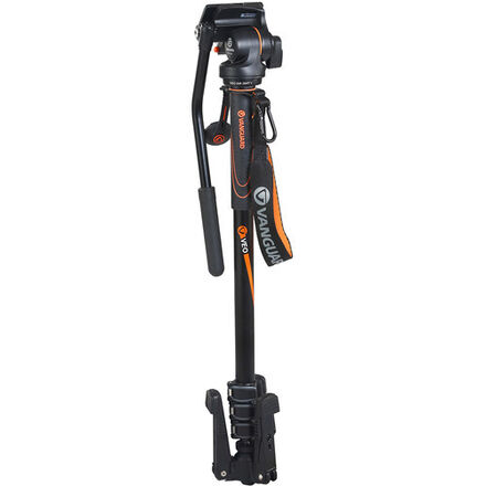 Vanguard VEO AM-264TV monopod with fluid video head