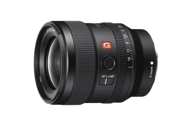 Sony FE 24mm f/1.4 GM Lens [best price]