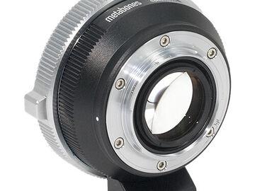 Rent: Metabones PL to E-mount CINE Speed Booster Ultra 0.71x