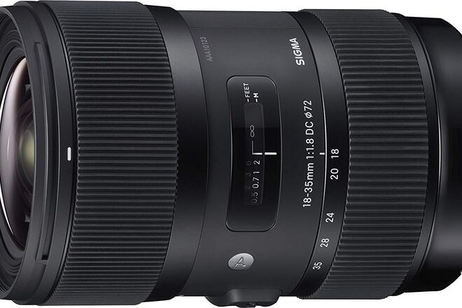 Sigma Art Package - Sigma 18-35 f/1.8 and Sigma 50-100 f/1.8