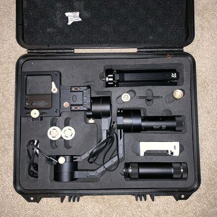 Zhiyun-Tech Crane Plus 3-Axis Gimbal Stabilizer