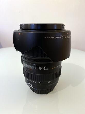 Canon EF 24-105mm f/4 L IS USM EF Mount Lens