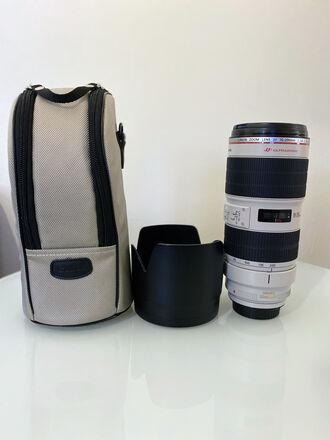 Canon EF 70-200mm f/2.8 L IS II USM EF Mount Lens
