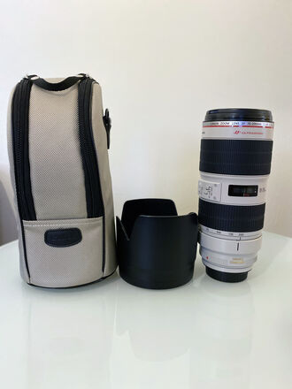 Canon EF 70-200mm f/2.8 L IS II USM EF Mount Lens