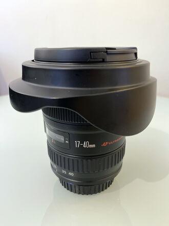 Canon EF 17-40mm f/4 L USM EF Mount Lens