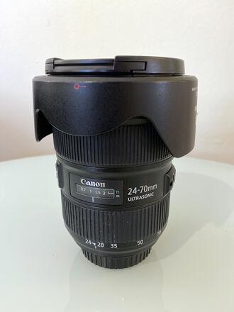 Canon 24-70mm f/2.8L II USM EF Mount Lens